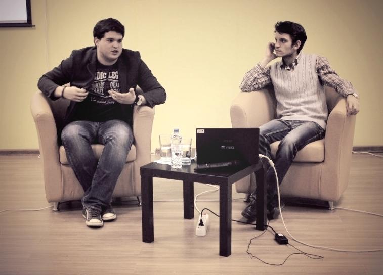 Кирилл Гурбанов - проектный менеджмент для социальных проектов