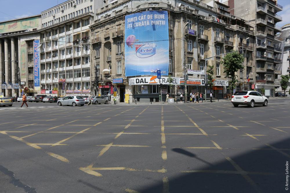 Вафельница в Бухаресте