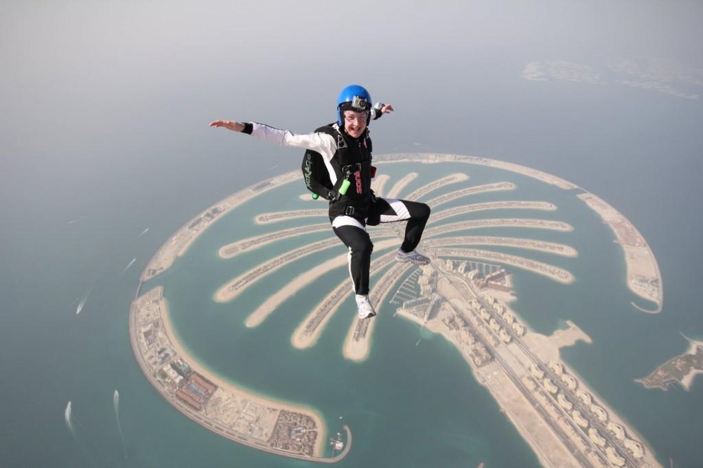 Skydive Dubai (это не я)