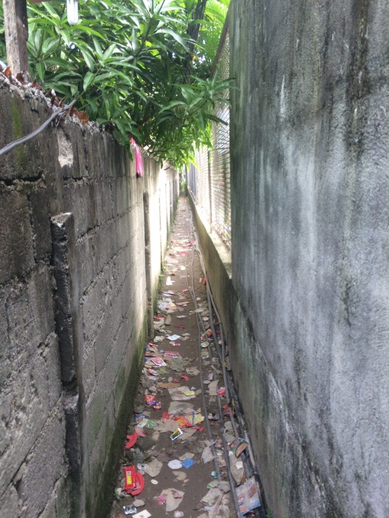Дорожка на Балабог