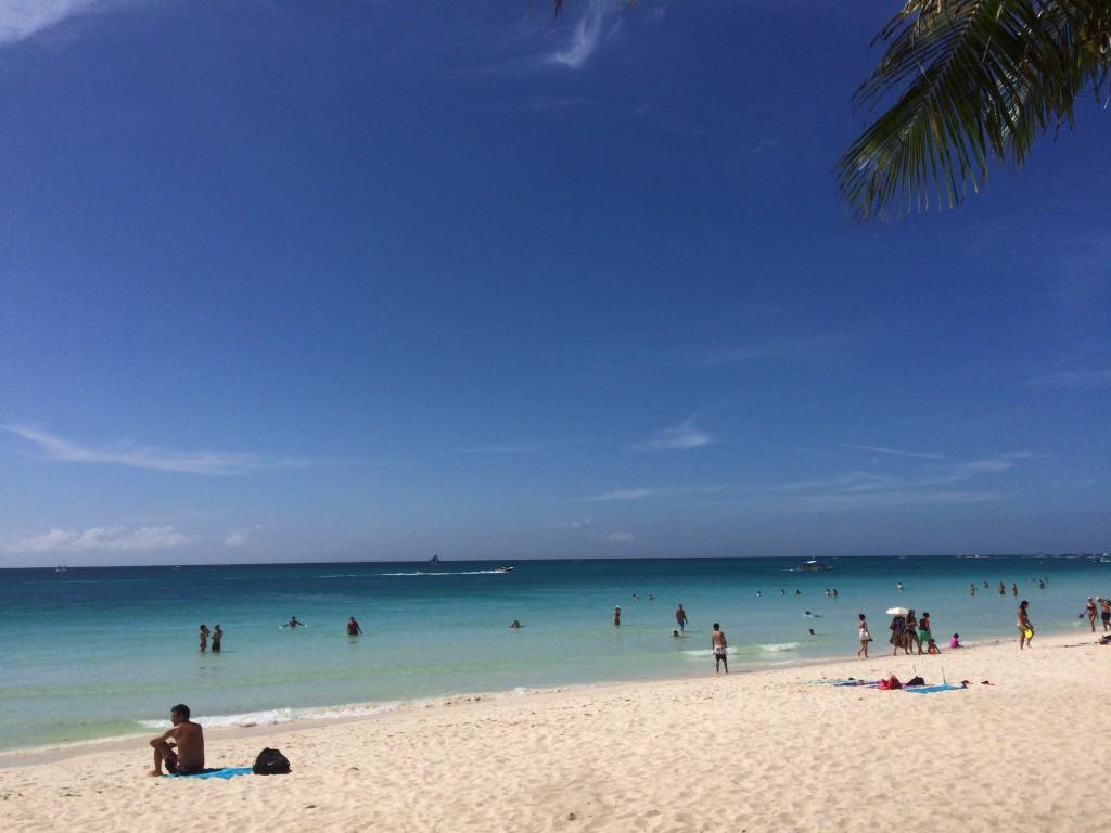 Легендарный White Beach