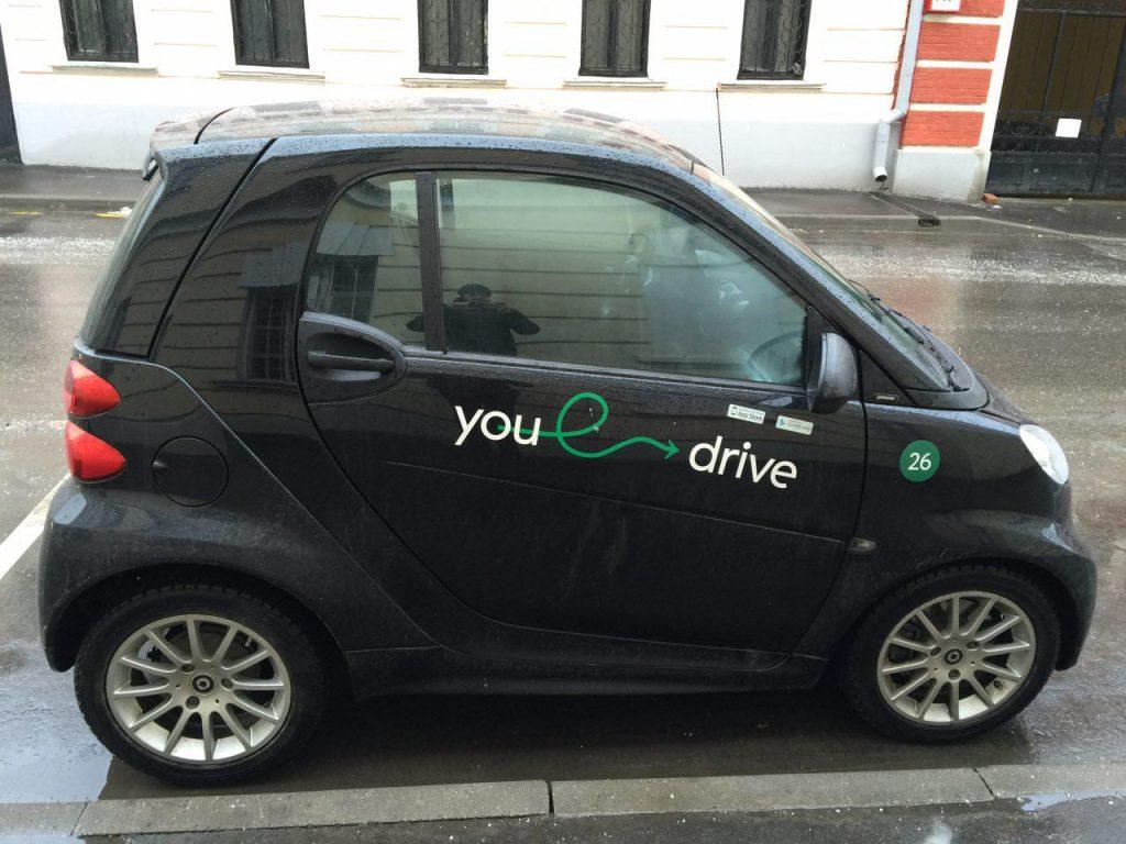 Автомобиль YouDrive